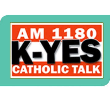 AM 1180 KYES Catholic Talk Radio